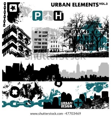 urban design elements / 3