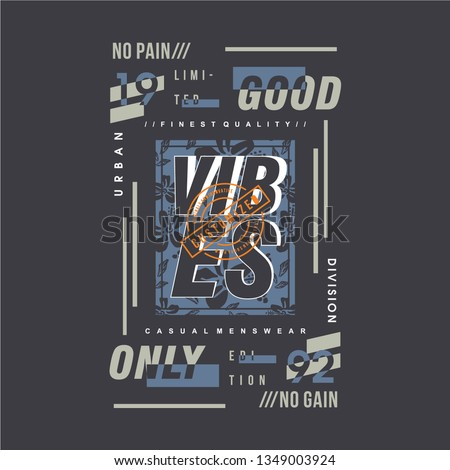 urban graphic text frame design typography vector for printed t shirt
