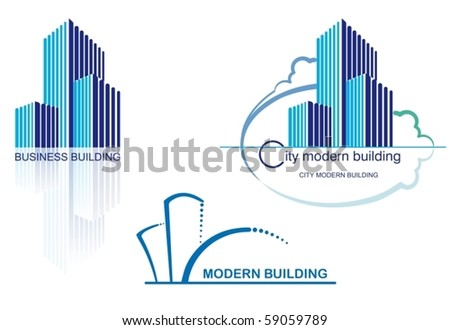 Urban icons - stock vector