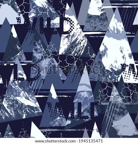 urban mountains camouflage