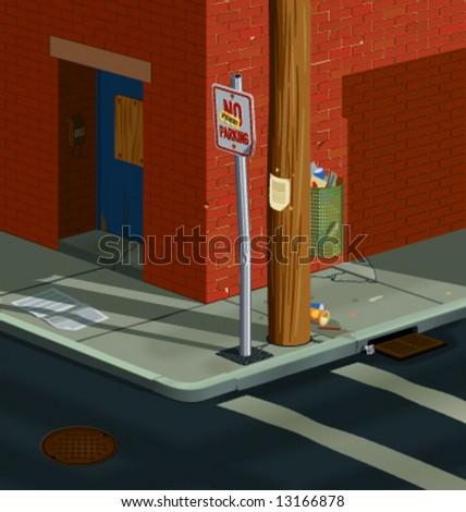 stock-vector-urban-street-corner-scene-low-sunlight-casts-long-shadows-across-litter-strewn-sidewalk-13166878.jpg