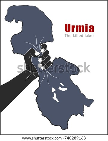 urmia lake is the world second