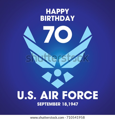 us air force birthday