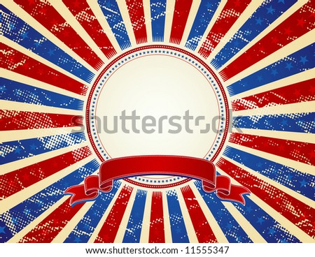 usa background and texture