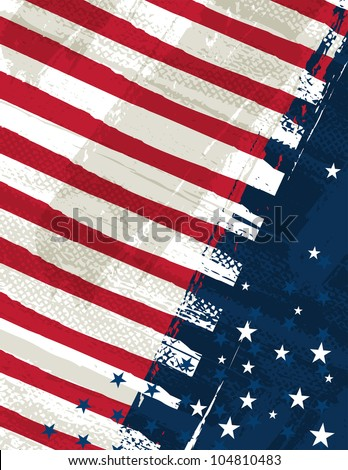 usa background , vector illustration EPS10. Contains transparent objects
