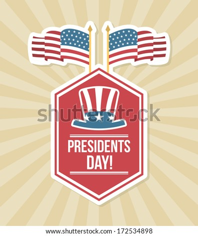 usa design over  beige   background vector illustration