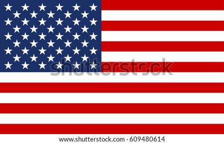 us flags vectors download free vector art stock graphics images rh vecteezy com Tattered US Flag Vector US Flag Eagle Vector