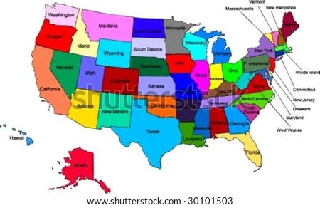 Texas Flag And Map Vectors Download Free Vector Art Stock - Us map vector ai