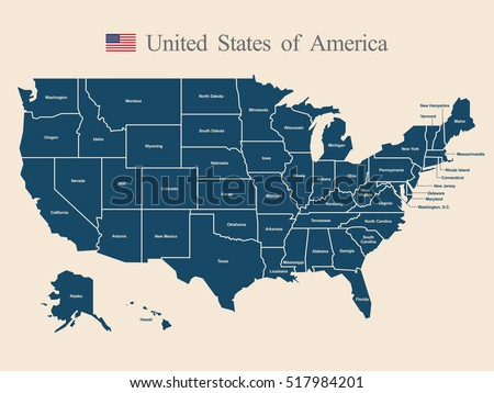 Free us map silhouette vector usa map sciox Images