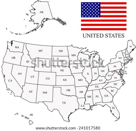 Us Map Blank Outline Us Map Blank Outline United States Map Us - Us map without state names