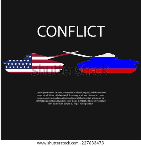 usa russia conflict