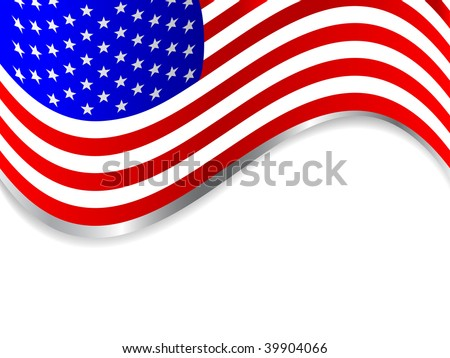 USA vector background #39904066