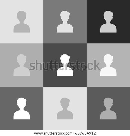 user avatar illustration