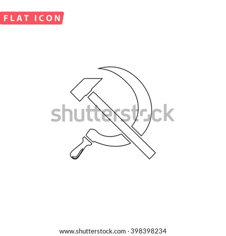 ussr icon ussr icon vector