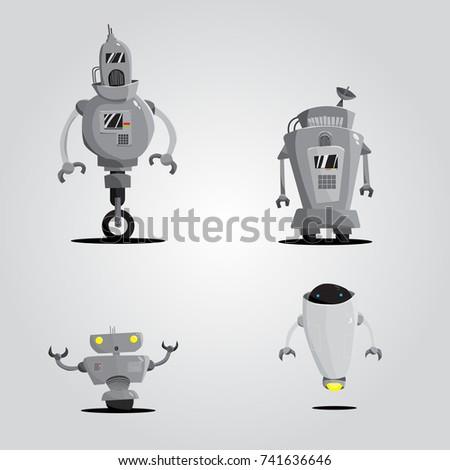 utility robots