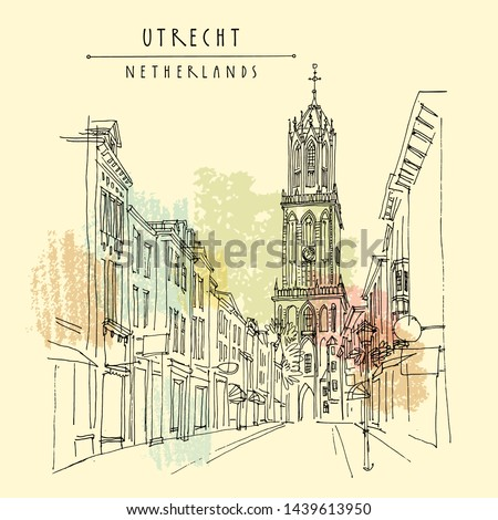utrecht  netherlands  europe
