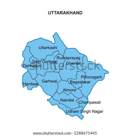 Uttarakhand Random Royalty-Free Vectors | Imageric.com