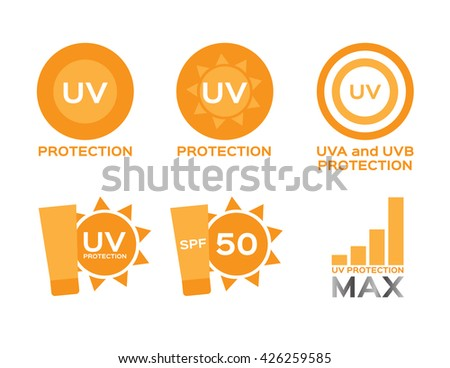 uv protection logo and icon   6