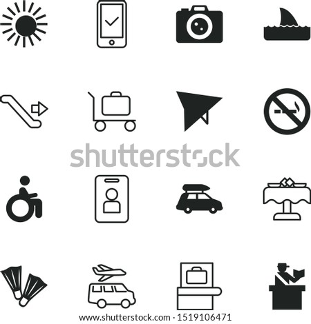 vacancy vector icon set such as: icons, set, smoking, code, disabled, scan, wheel, adrenaline, thin, dangerous, camera, mark, roof, green, sun, capture, member, restaurant, fish, floor, airline