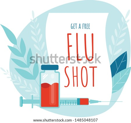 vaccination get a free flu