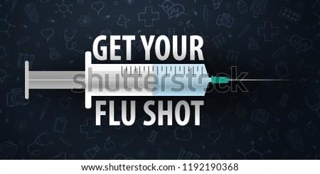 vaccination get your flu shot