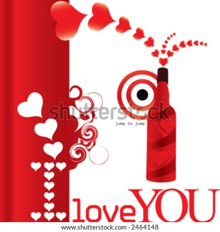 valentine day, I love you