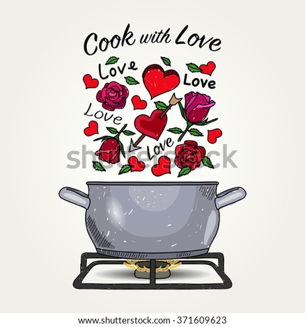 valentine dinner   cook with