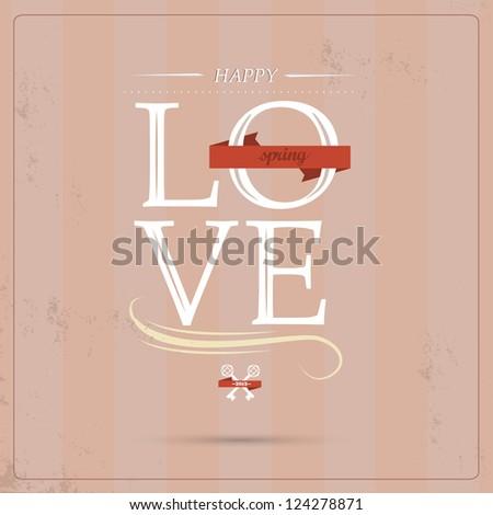Valentine Love gift card