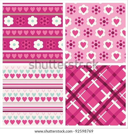 Valentine Pattern Design