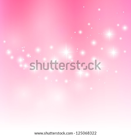 stock-vector-valentine-pink-background-with-starry-lights