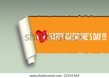Valentines Day Vector Art. stock vector : Valentine#39;s Day