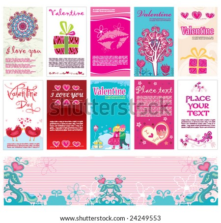valentine s day cards and