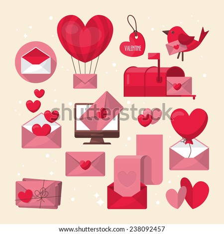 valentine's day love letter and