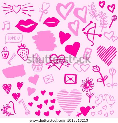 valentine's day lovely hand