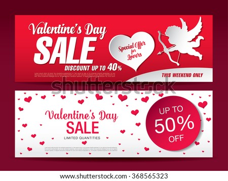 Valentines Day Sale Download Free Vector Art Stock Graphics Images