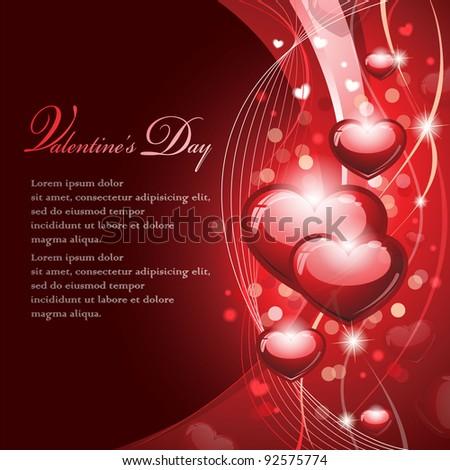 Valentine's Design - EPS 10