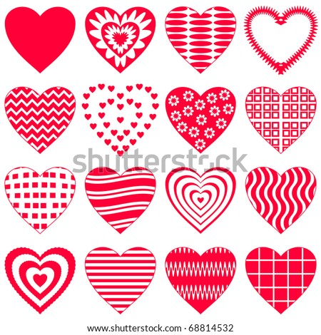 valentine vector heart  love