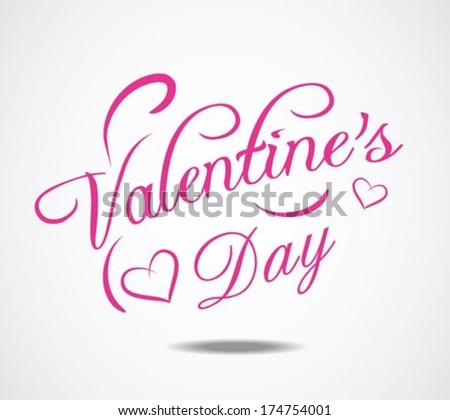 Valentines day background #174754001