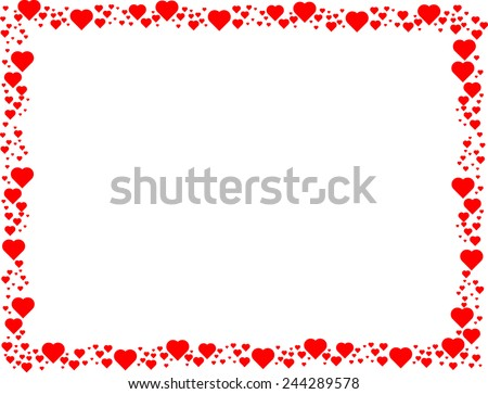 heart border shapes download free vector art stock graphics images