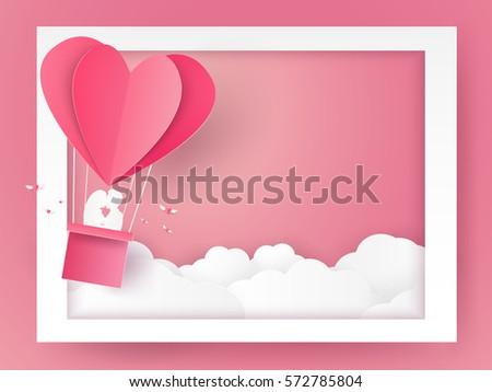 valentines day illustration of