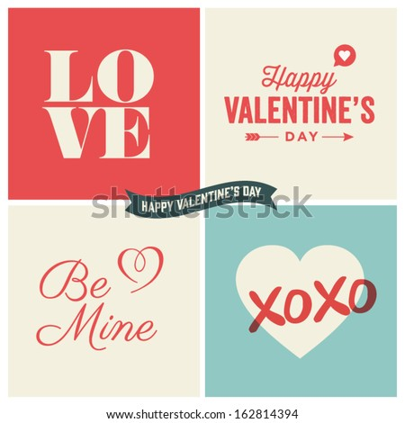 valentines day illustrations