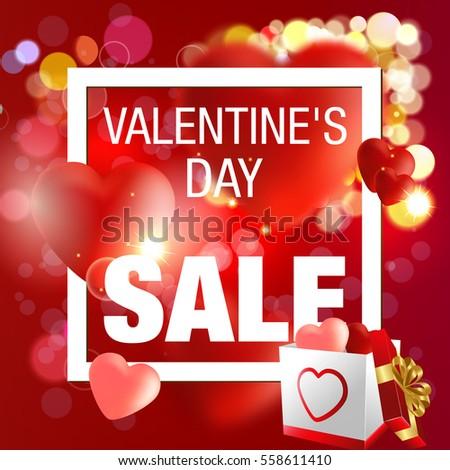 Valentines. Sale.