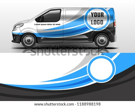 van wrap design wrap  sticker