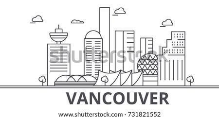 vancouver architecture line