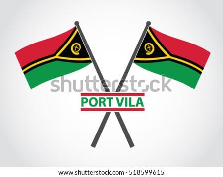 vanuatu emblem port vila