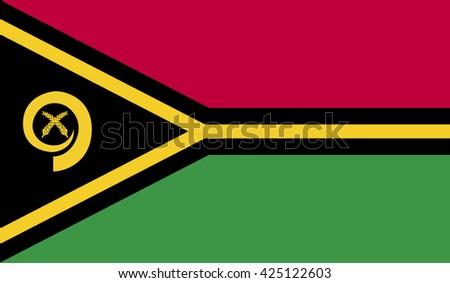 vanuatu flag vanuatu flag art