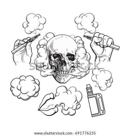 vaping related elements