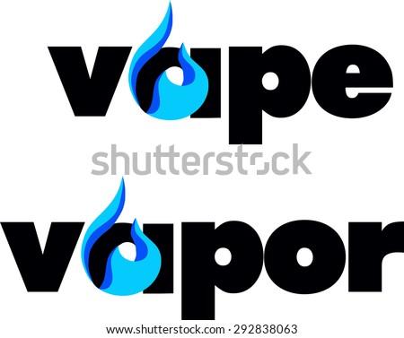 vapor bar  vaporizer logo