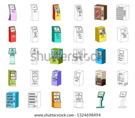 variety of terminals cartoon