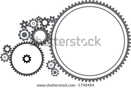 Various cogwheels